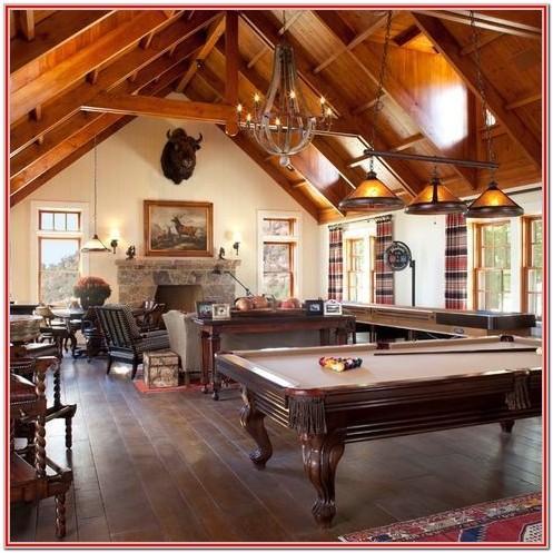 Hunting Lodge Living Room Ideas