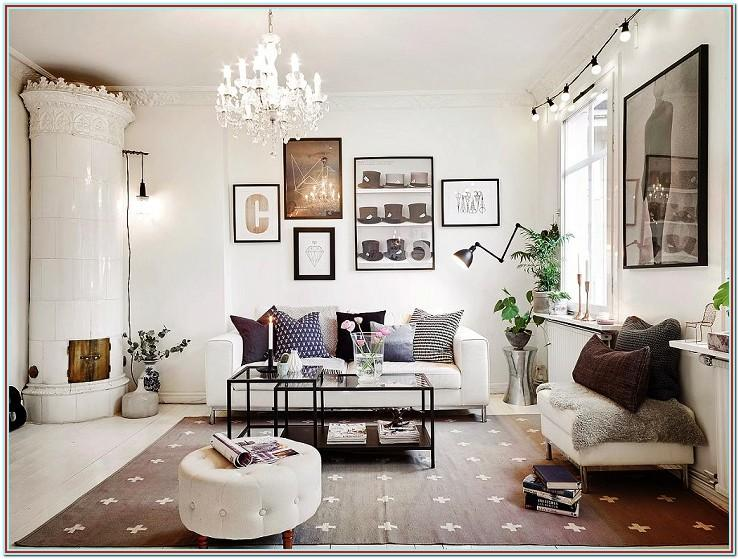 Ideas For Black And White Living Room