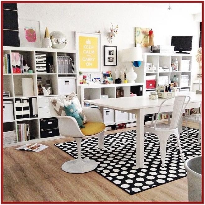 Ikea Living Room Office Ideas
