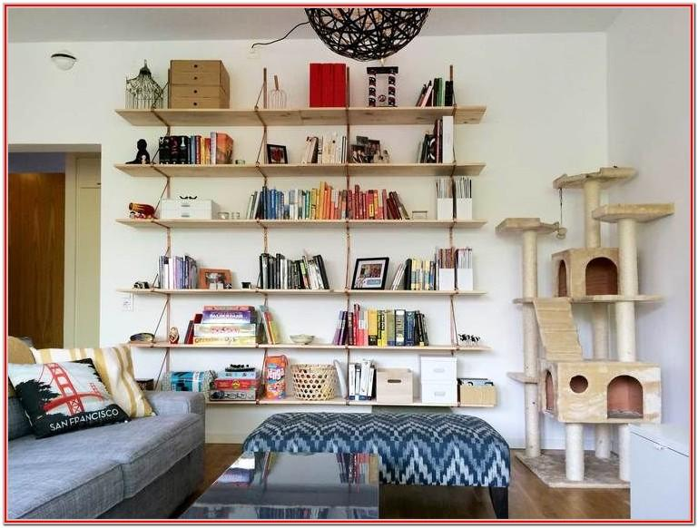 Ikea Shelves Living Room Ideas