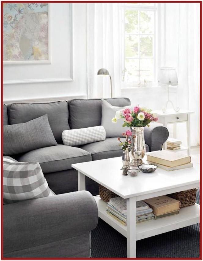 Ikea White Living Room Ideas