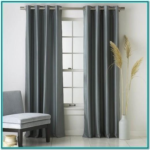 Interior Modern Living Room Curtain Ideas