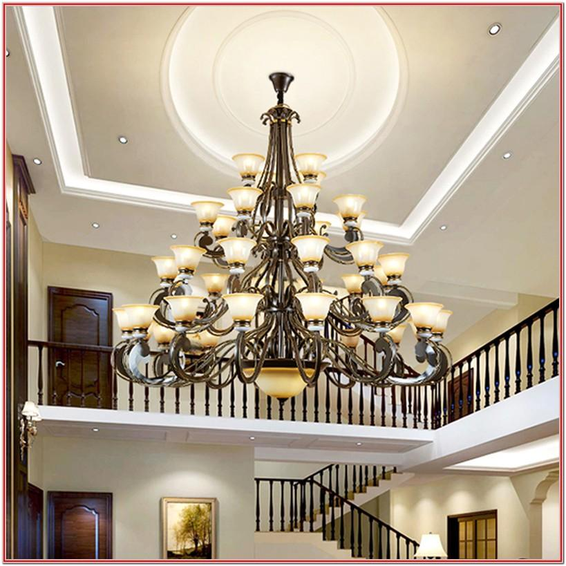 Large Living Room Chandelier