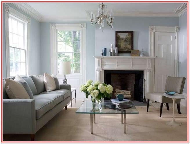 Light Blue Living Room Colors