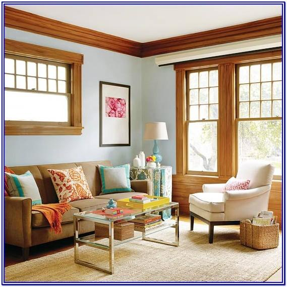 Light Blue Living Room Paint Ideas