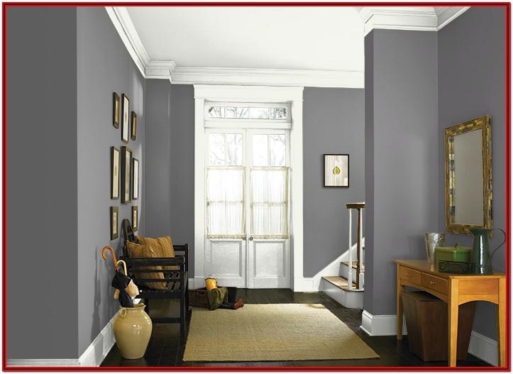 Light Gray Living Room Paint Ideas