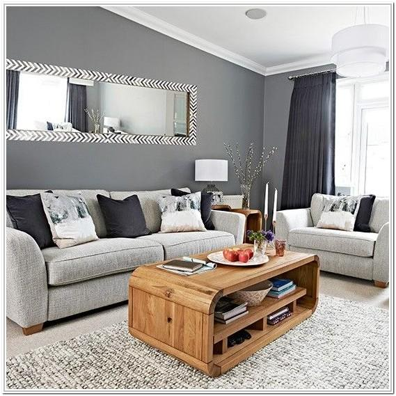 Light Gray Walls Living Room Ideas