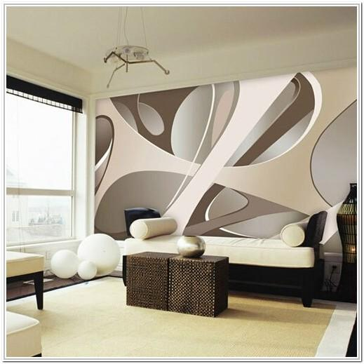Living Room 3d Wall Murals Uk