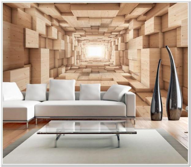 Living Room 3d Wallpaper Ideas
