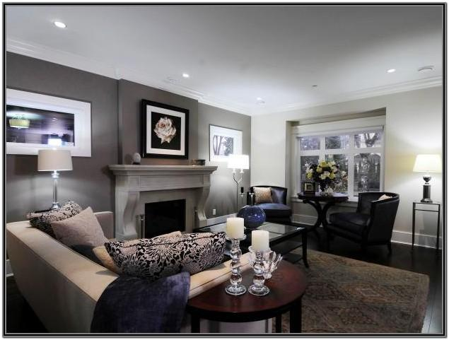 Living Room Accent Colors For Gray Walls
