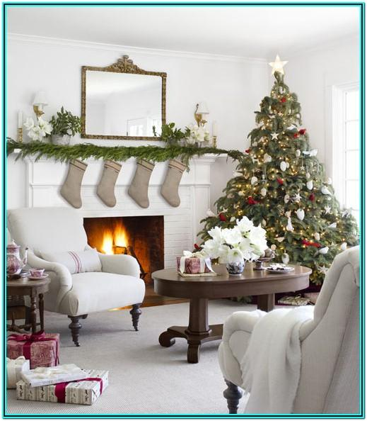 Living Room Christmas Decorations Tumblr