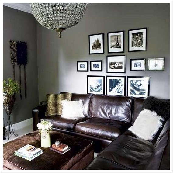 Living Room Color Ideas For Dark Brown Furniture