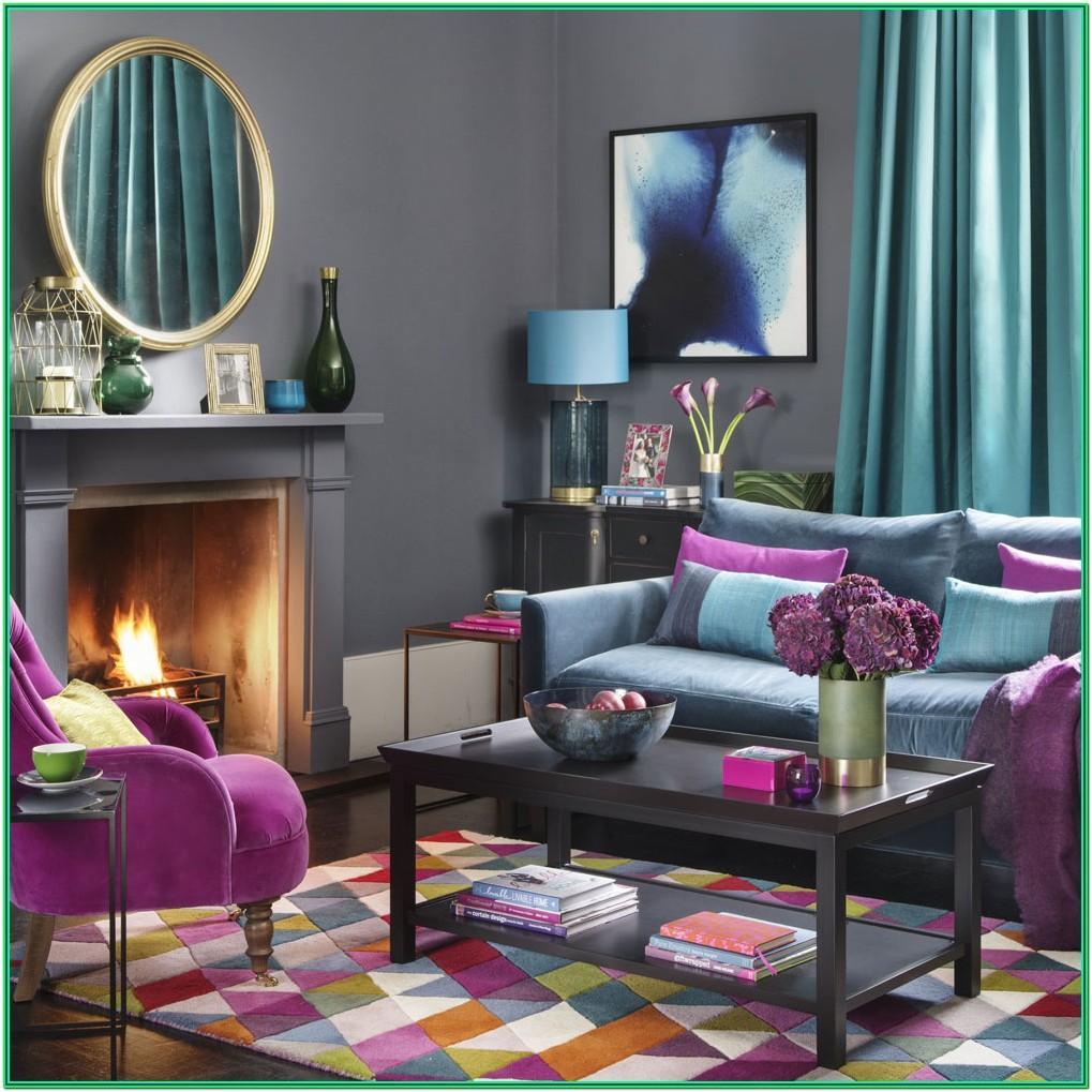 Living Room Colour Scheme Ideas