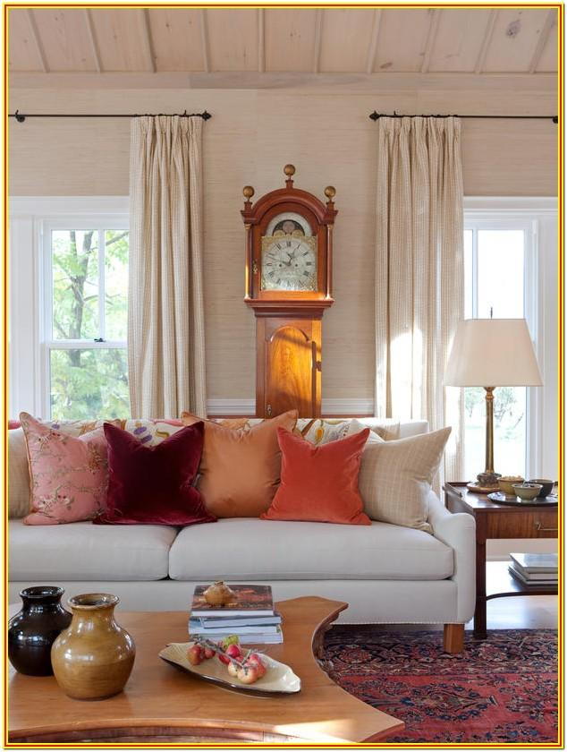 Living Room Decorating Fall Ideas Pinterest