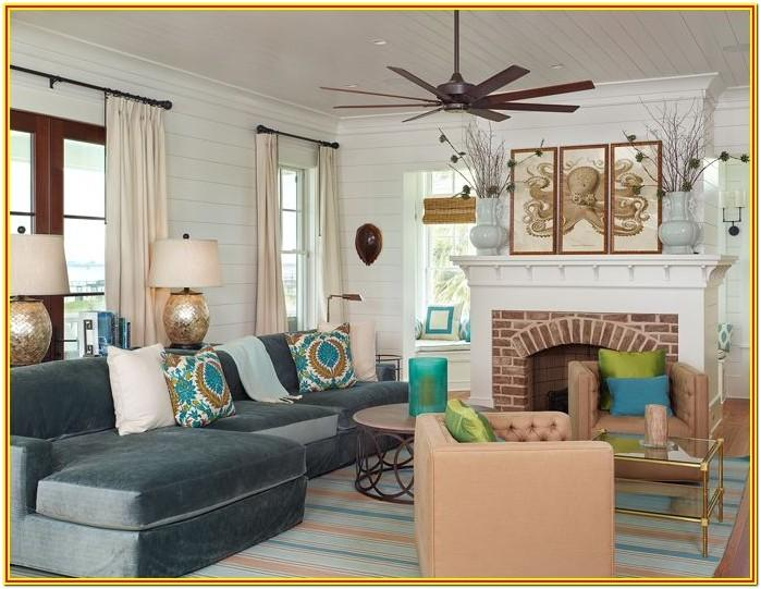 Living Room Decorating Ideas Brown And Blonde
