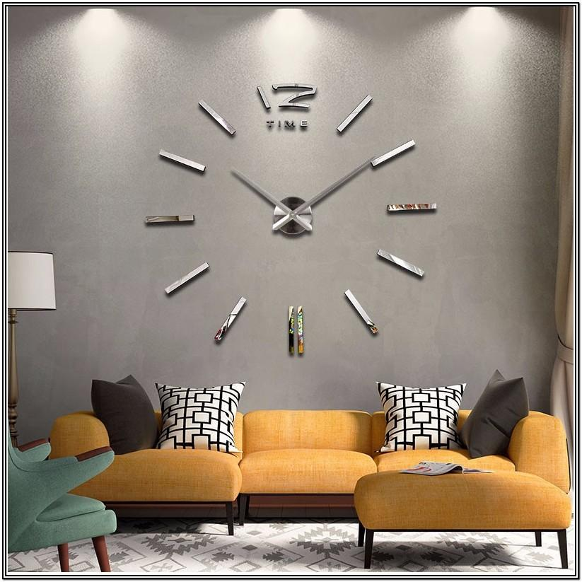 Living Room Decorative Modern Design Wall Clock