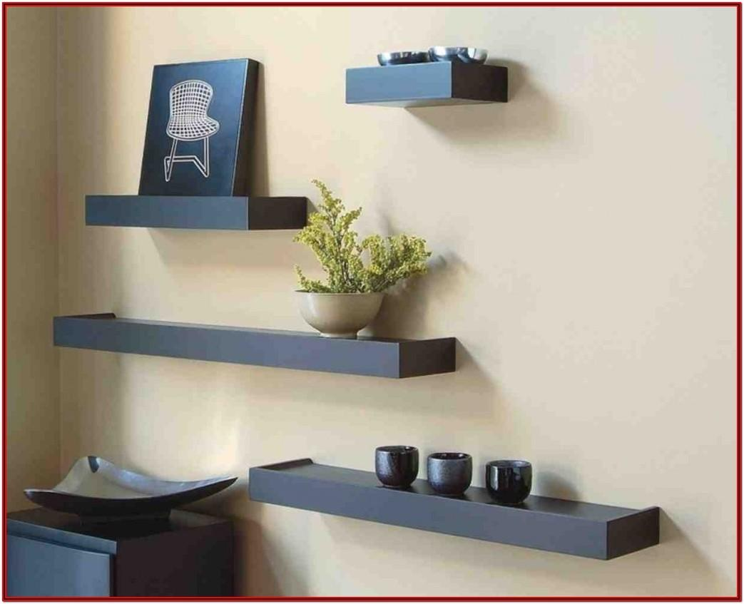Living Room Decorative Wall Shelves