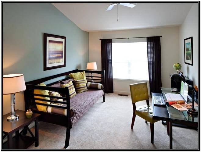 Living Room Futon Decorating Ideas