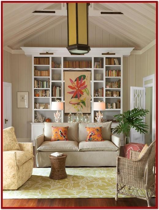 Living Room Home Decor Shelves