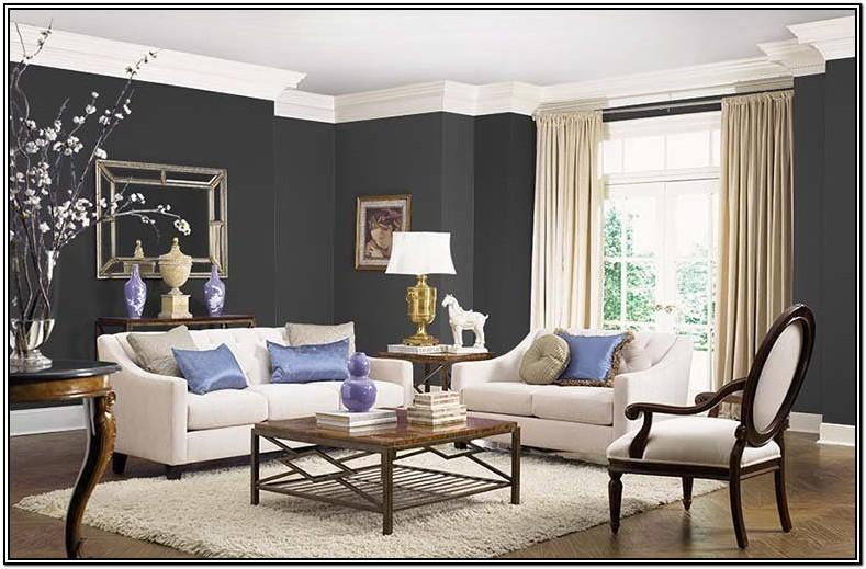 Living Room Interior Paint Colors