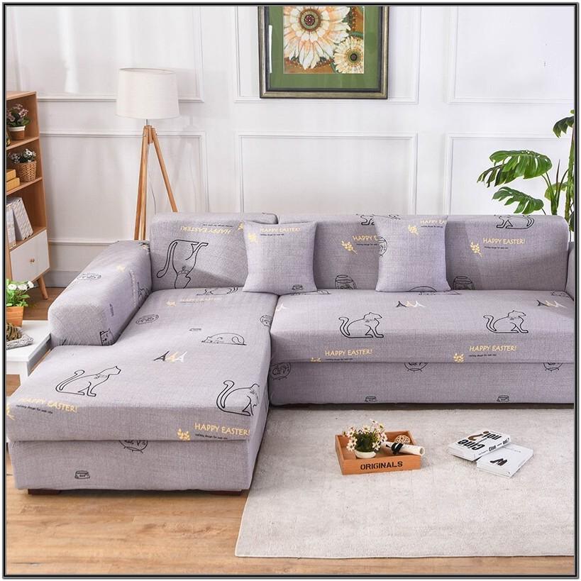 Living Room L Shape Sofa Covers