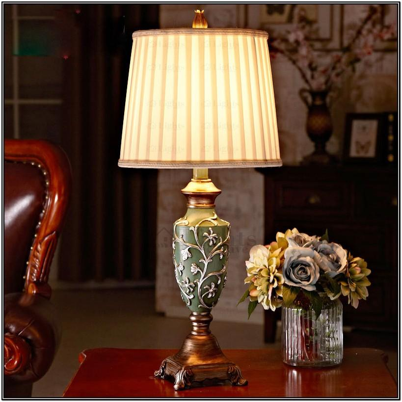 Living Room Lamp Tables