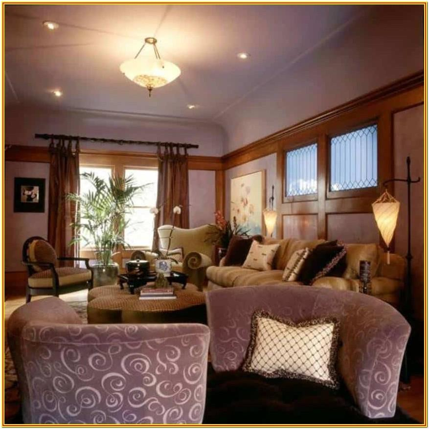 Living Room Low Ceiling Lighting Solutions