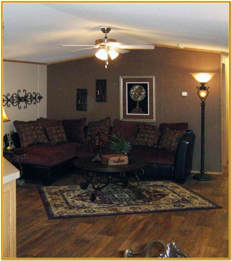 Living Room Mobile Home Interior Ideas