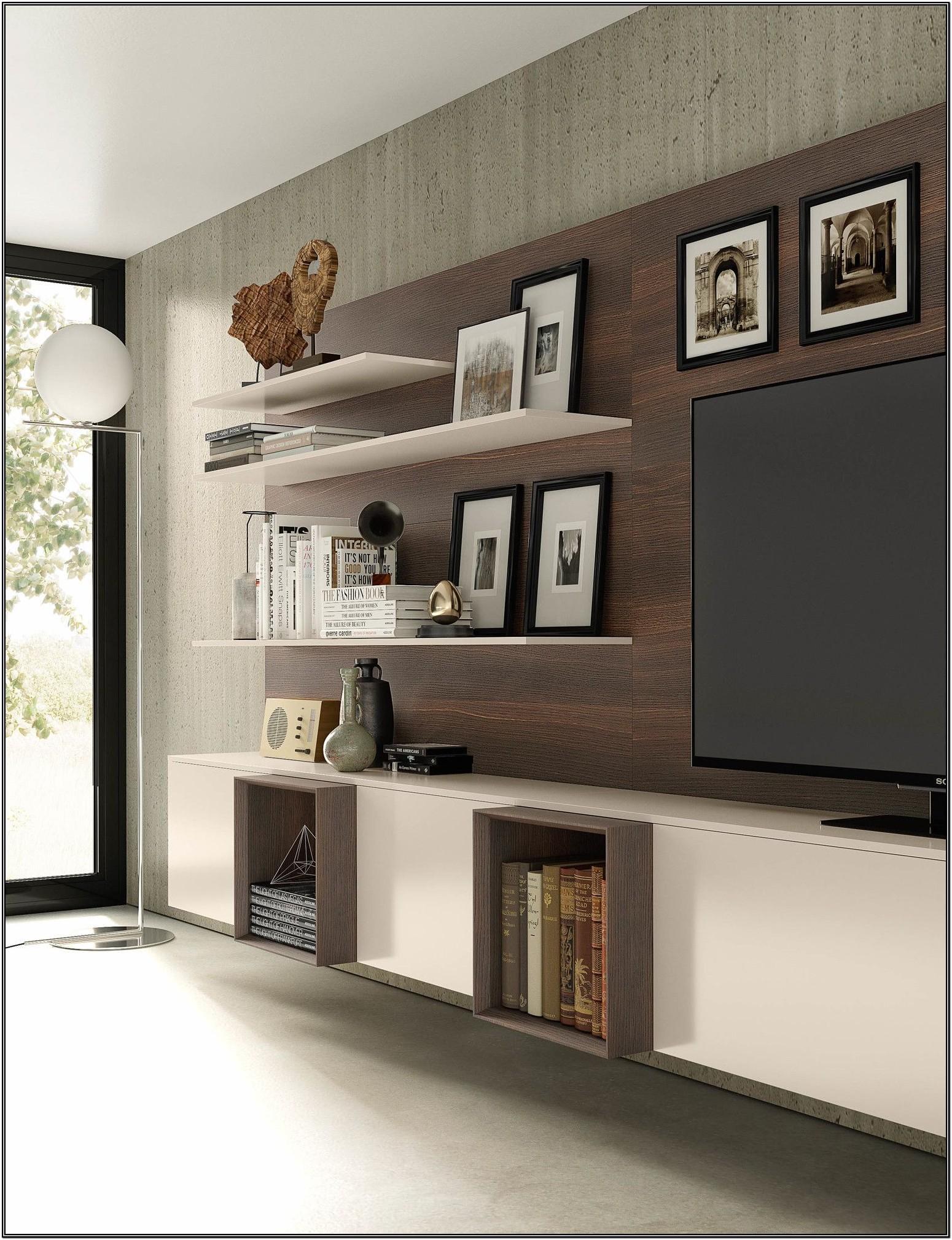 Living Room Modern Entertainment Center Ideas