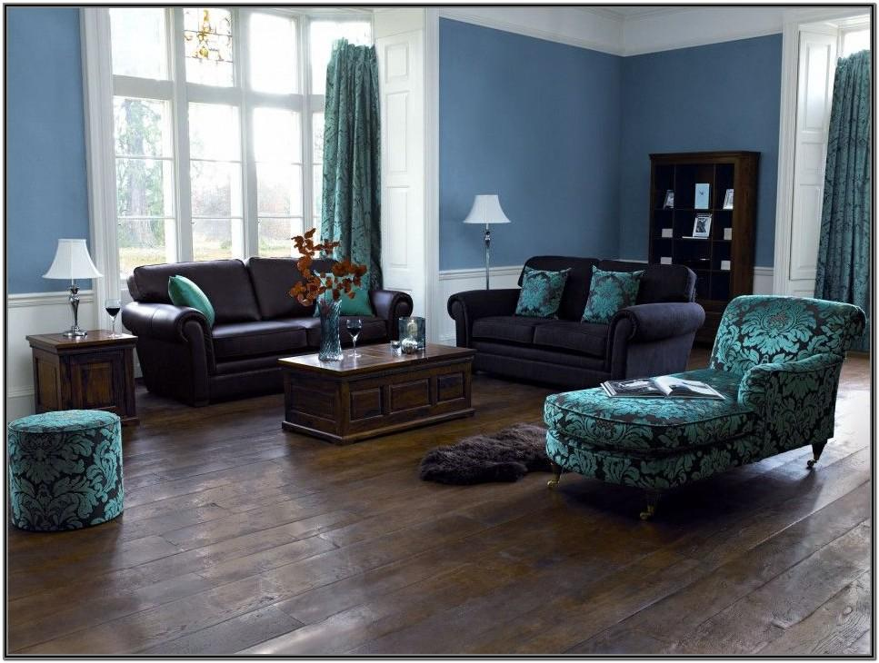 Living Room Paint Ideas With Dark Brown Furniture