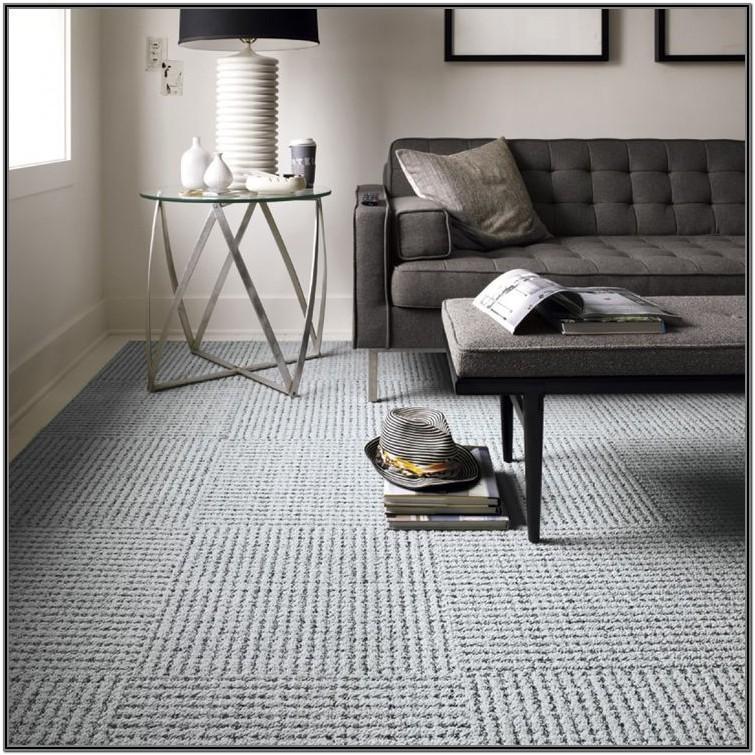 Living Room Residential Carpet Tiles