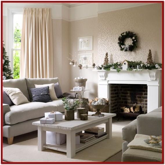 Living Room Shabby Chic Wall Decor