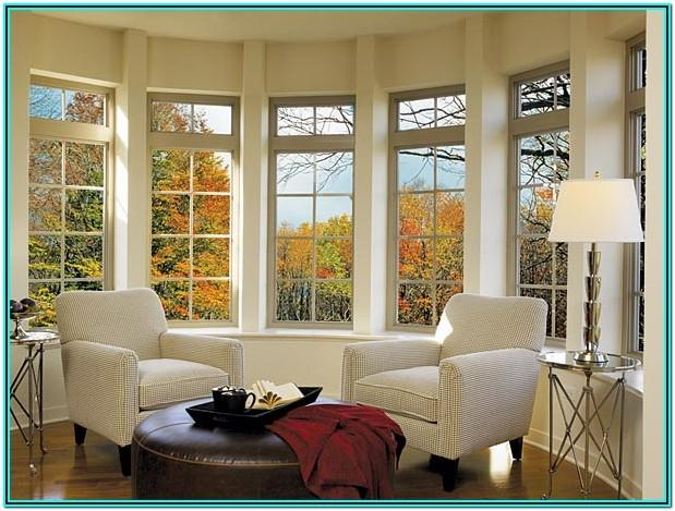 Living Room Types Of Window Coverings