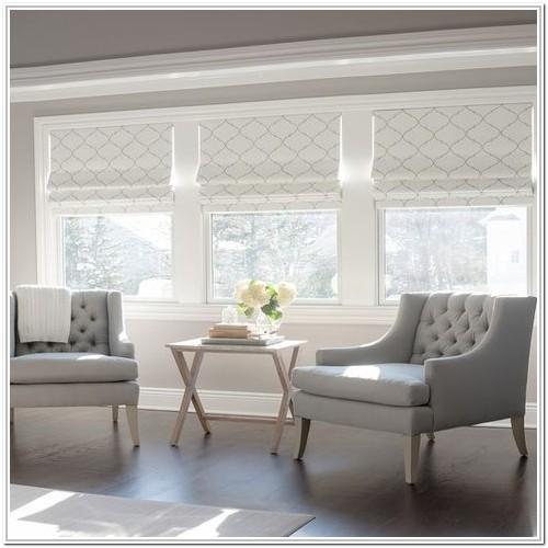 Living Room Valance Window Treatment Ideas
