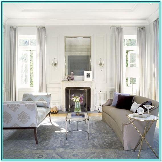 Living Room Versace Home Decor