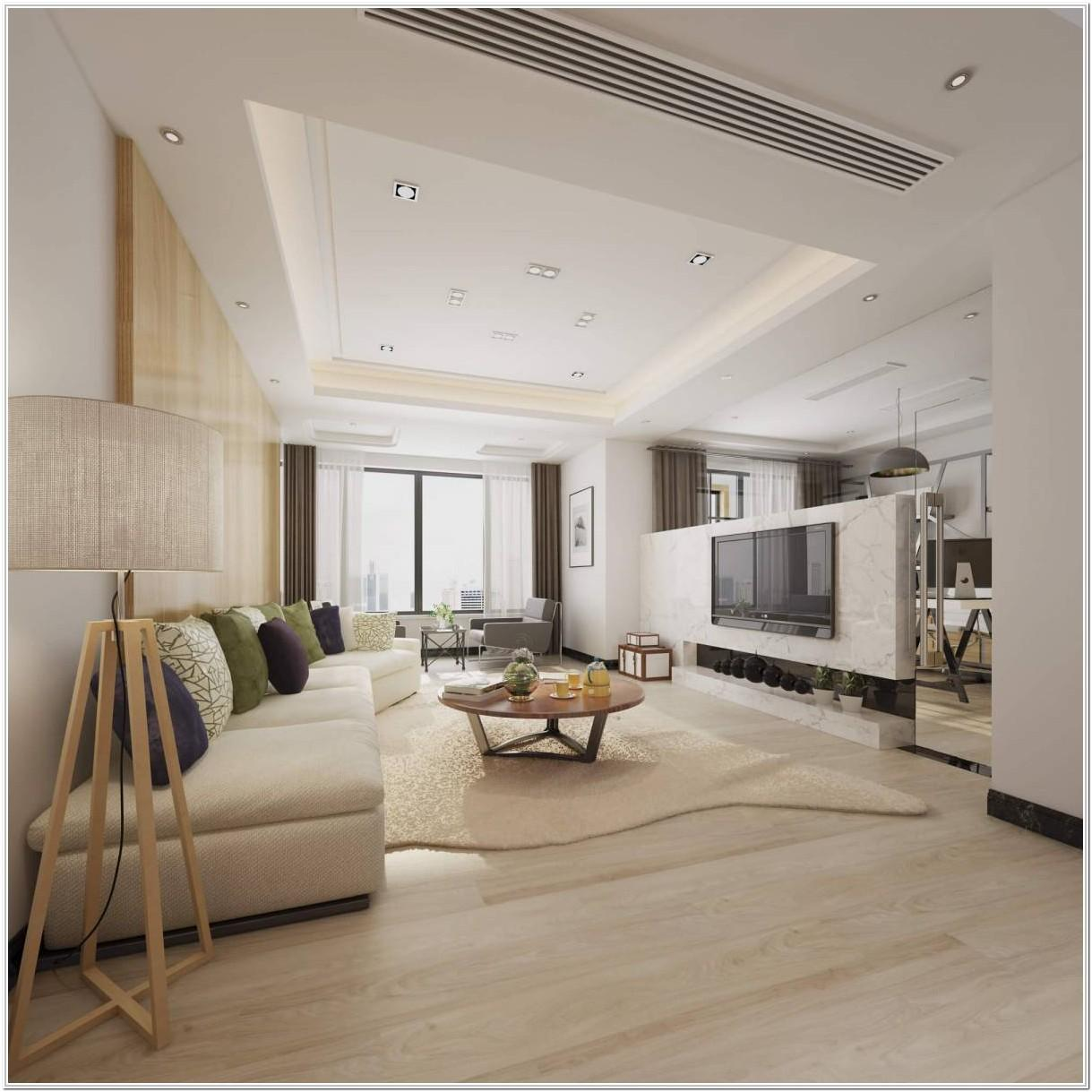 Living Room Vinyl Flooring Singapore