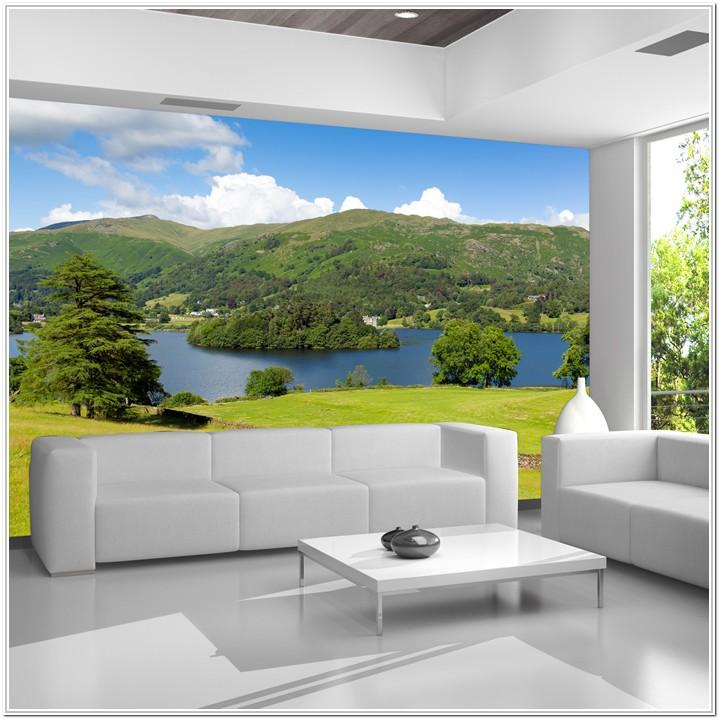 Living Room Wall Murals Uk
