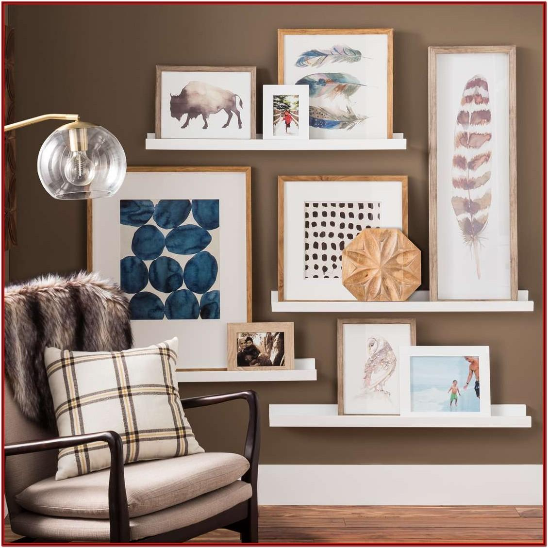 Living Room Wall Wall Shelves Ideas Gallery