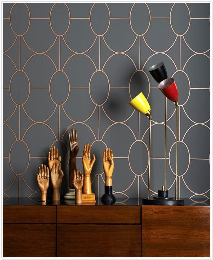 Living Room Wallpaper Ideas 2019