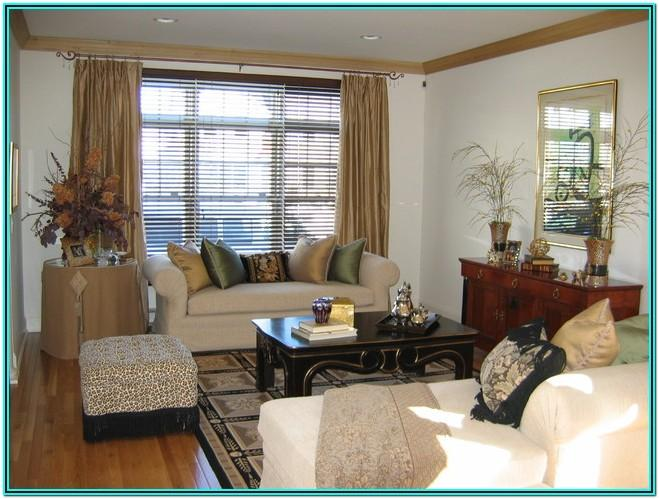 Living Room Window Coverings Ideas