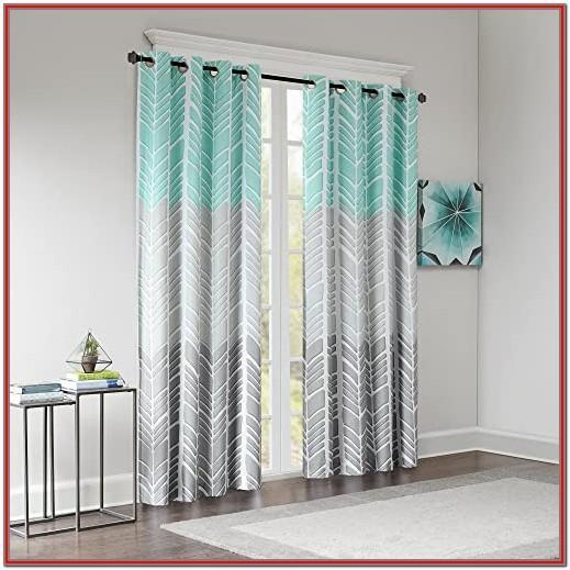 Living Room Window Curtains Amazon