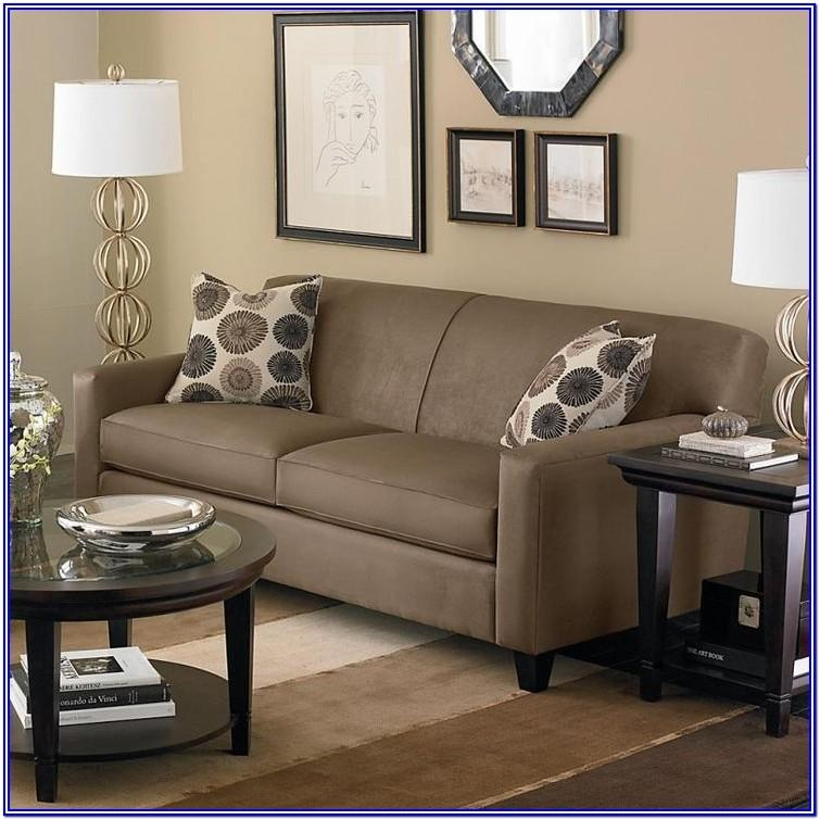 Living Room With Brown Couch Decorating Ideas