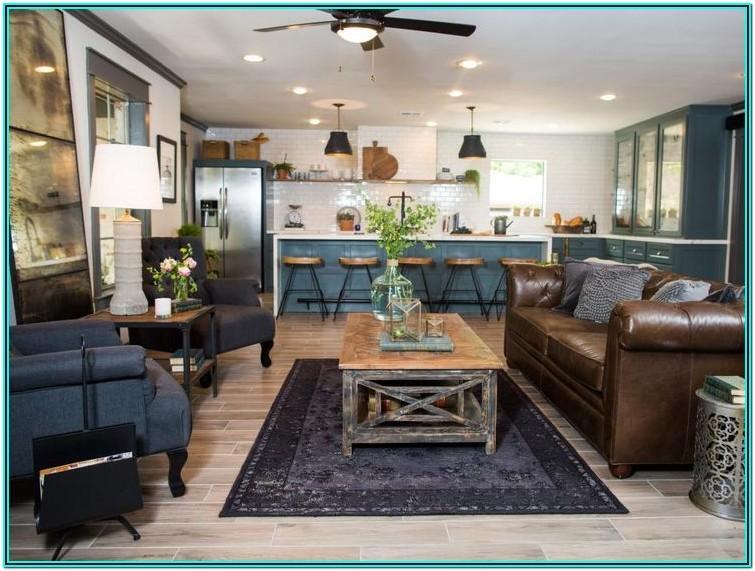 Magnolia Farms Living Room Ideas