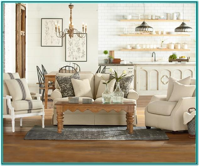 Magnolia Living Room Ideas