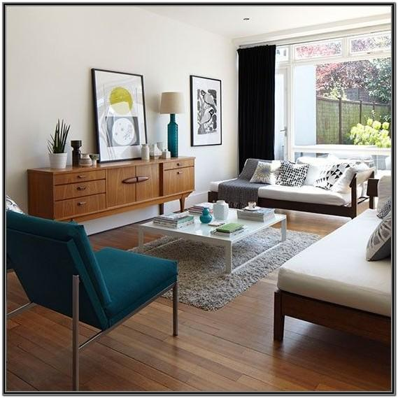 Mid Century Modern Living Room Furniture Ideas