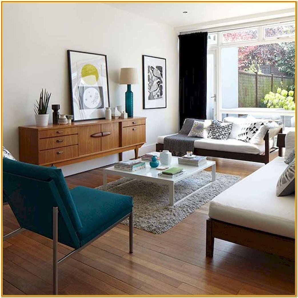 Mid Century Modern Living Room Inspiration