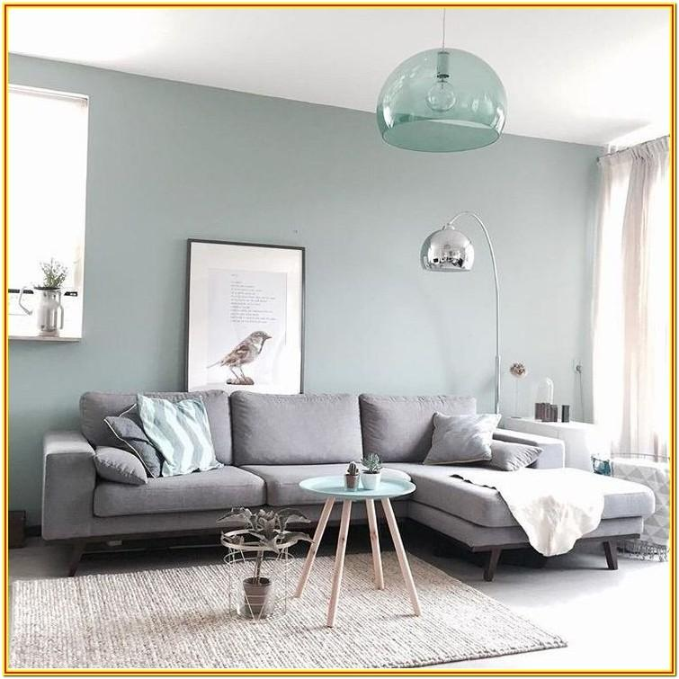 Mint Green Living Room Paint