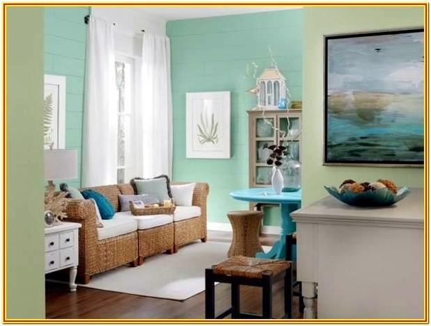 Mint Green Living Room Walls