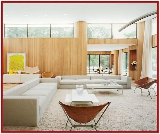 Modern Architectural Digest Living Room
