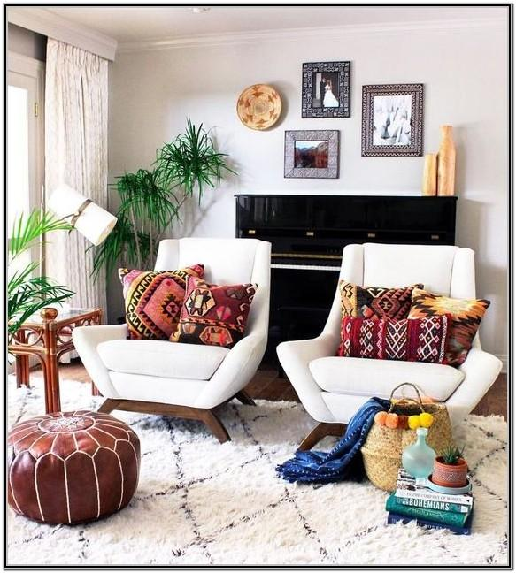 Modern Boho Living Room Decor
